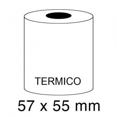 ROLLOS TÉRMICOS 57X55MM