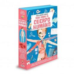 TODO SOBRE EL CUERPO HUMANO - 2021 (REEDICIÓN)