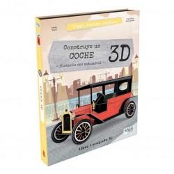 CONSTRUYE UN COCHE 3D