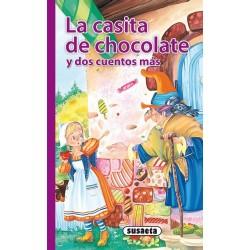 LA CASITA DE CHOCOLATE- CLASICUENTOS