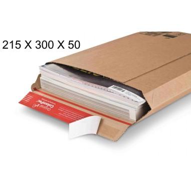 SOBRE CARTON ENVIO 215X300X50