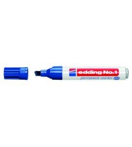 Rotulador Edding Nº 1 Azul