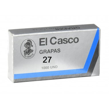 GRAPAS CASCO 27