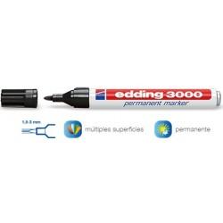 Rotulador Edding 3000 Envase10 und