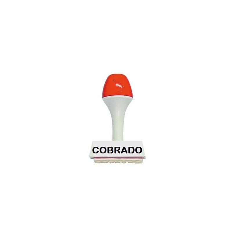 Sello Comercial: COBRADO