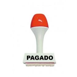 Sello Comercial: PAGADO