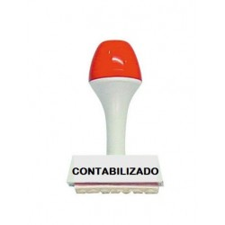 Sello Comercial: CONTABILIZADO