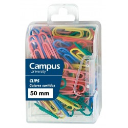 CLIPS COLORES MAKRO 50MM