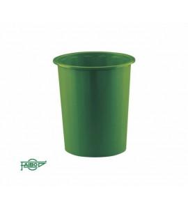 PAPELERA PLASTICO VERDE Faibo