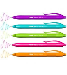 Bolígrafo MILAN P-1 Touch COLOURS