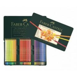 LAPIZ Faber Castell POLYCHROMOS 60 COLORES
