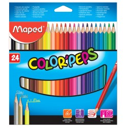 LAPIZ MAPED Color Peps 24 COLORES