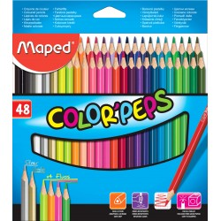 LAPIZ MAPED Color Peps 48 COLORES