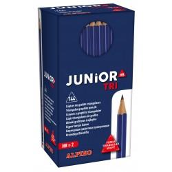 LAPIZ ALPINO JUNIOR TRI C/144