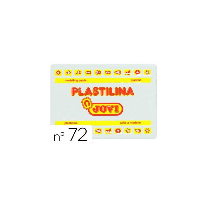 PLASTILINA JOVI 72 AMARILLO 350GR