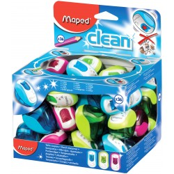 SACAPUNTAS MAPED CLEAN P/36