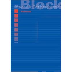 BLOC EXAMEN A4 PACSA HORIZONTAL P/10