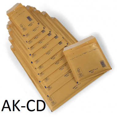 BOLSAS KRAFT BURBUJAS AK-CD P10