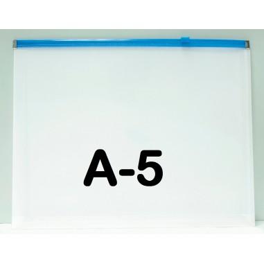 SOBRE ZIP LOMO 3CM A5 P/12
