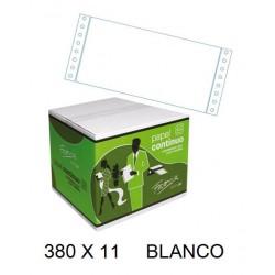 PAPEL BLANCO 380X11 C/2500