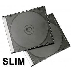 CAJA CD'S SLIM P/10