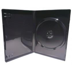 CAJA DVD NEGRAS P/10
