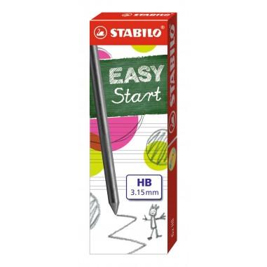 MINAS STABILO EASY ERGO 3,15 HB
