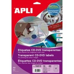 ETIQUETA APLI CD 10213