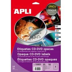 ETIQUETA APLI CD 10601