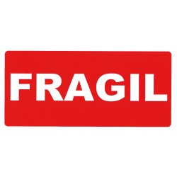 ETIQUETA ROLLO FRAGIL