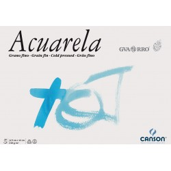 BLOC ACUARELA CANSON A3 ENCOLADO G.F.