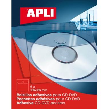 BOLSILLO CD P/10