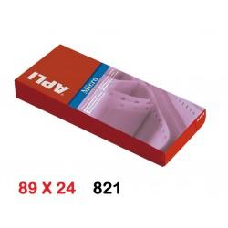 ETIQUETA APLI ORDENADOR 89X24 C/2000