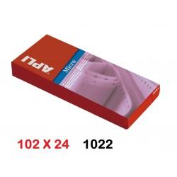 ETIQUETA APLI ORDENADOR 102X24