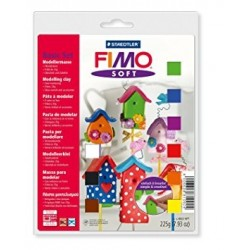 FIMO SET BASICO 9 COLORES