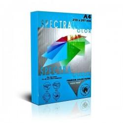 PAPEL A4 SPECTRA AZUL MEDIO 80GR 500H