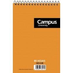 BLOC 12º CAMPUS 80H T/BASICA APAISADO P/12