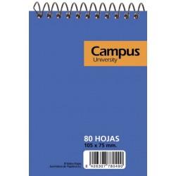 BLOC 16º CAMPUS 80H T/BASICA APAISADO P/12