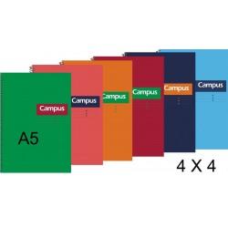 BLOC A5 CAMPUS 80H T/DURA 4X4 P/5