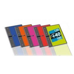 BLOC A4 ENRI 120+40H 5X5 P/5