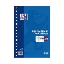 RECAMBIO Fº OXFORD 100H 4X4 90GR MULTI