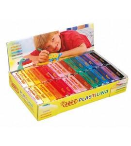 Plastilina Jovi colores surtidos Nº70