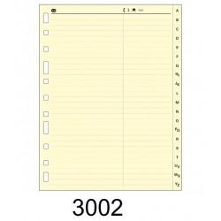 INDICE CARTULINA MULTIFIM 3002