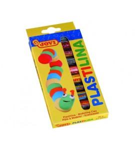 Plastilina Jovi blister 10 colores
