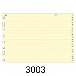 INDICE CARTULINA MULTIFIM 3003