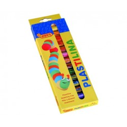Plastilina Jovi blister 15 colores
