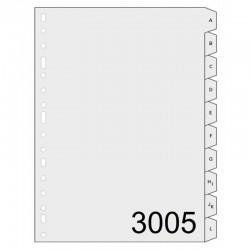 INDICE PLASTICO MULTIFIM.3005