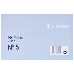 FICHAS LISAS LOAN 160X220 Nº5