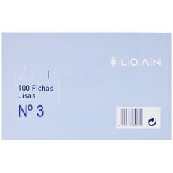 FICHAS LISAS MAKRO PAPER 100X150 Nº3