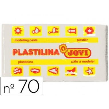 Plastilina Jovi Nº70 estuche 30 unidades 50gr